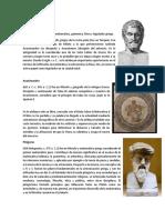 FILOSOFIA PESOCRATICA