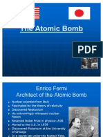 Atomic Bomb Presentation