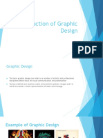 Introduction of Graphic Design
