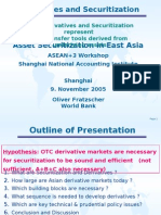 Asian Derivative Market