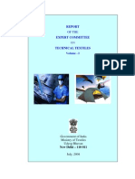 Report on Techinical Textiles