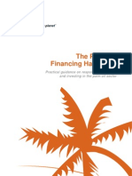 The Palmoil Financing Handbook