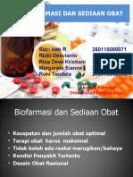 Biofarmasi Dan Sediaan Obat