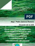 Calentamiento Global - Cambio Climatico