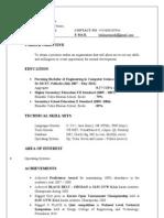 Balaji Resume 9 Final(Format - 1)