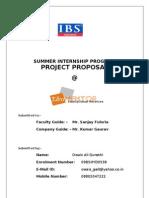 Project Proposal - Owais Ali