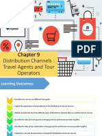 Chapter 9 - Distribution Channels  Travel Agents and Tour Operators