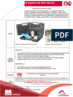 Charla Diaria de Pre Inicio N 314 - MA _ Medición de turbidez en agua.docx