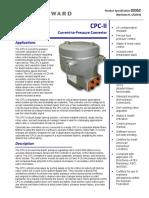 CPC II WOODWARD 03352_K