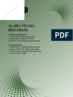 Islamic Pricing Benchmark