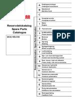 Manual de Refacciones DCD250-12 kalmar