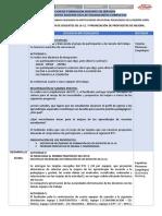 PISTA - DISEÑO METODOLOGICO DE LA SEGUNDA REUNION DE TRABAJO COLEGIADO NOLDA