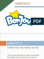 Hamsteck Marketing Plan