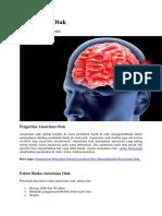 Aneurisma Otak