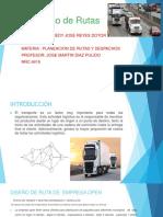 El Diseño de Rutas.pptx