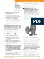 Chapter 3 Valve and Actuator Types