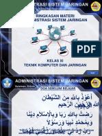 Administrasi Sistem Jaringan Kelas XI.pptx