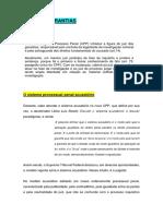Trabalho Direito Processual Penal - II - Juiz de Garantias.docx