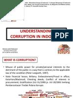 Topik 14 - Memahami Korupsi di Indonesia (Wiscana AP)