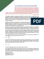 InsulationResistanceandPolarizationIndexTestofGenerator&Motor