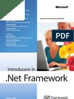 Introducere in .Net Framework - Suport de Curs Pentru Profesori
