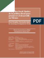 Disciplina Fiscal