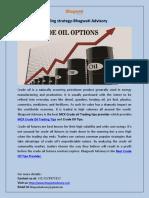 Mcx crude oil trading strategy-Bhagwati Advisory (1)