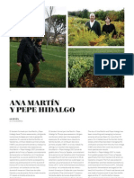 Colección 75 Aniversario Ana Martín Pepe Hidalgo