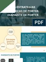 LAS ESTRATEGIAS GENÉRICAS Y DIAMANTE DE PORTER