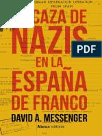 Libro - La caza de nazis en la España de Franco - Messenger David
