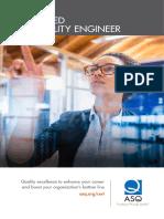 reliablty engineer