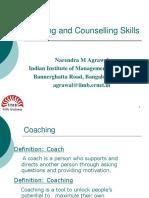 coaching & counselling