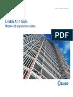 Prezentare Lindab ADT Tools - Modelare 3D
