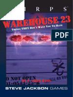 GURPS 3E - Armazém 23.pdf