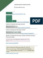 Cuestionario 4p Análisis Vectorial