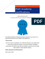 RPA_Certification_Info