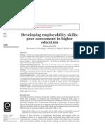Developing Employabilitygd