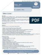 Proposta AIAG VDA FMEA - SETEC