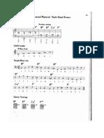 Helpful Info for Piano Guitar & Bass