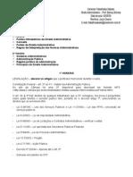 Direito Administrativo - 01ª aula - 02.05