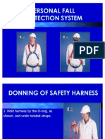 Safety Harness Donning