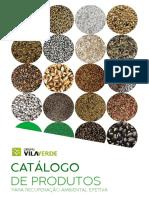 Catálogo Produtos para Recuperação Ambiental Efetiva (RAE) - Grupo Vila Verde