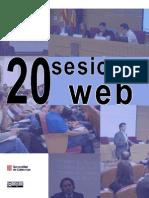 20 sesiones web ESP