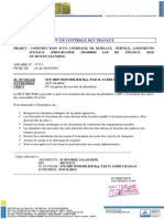 PV N° 01- HBP IMMOBILIER - PLOMBERIE AEP & EVACUATION