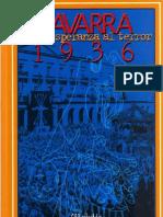 Navarra 1936 De la esperanza al terror. Valdizarbe-Izarbeibarra
