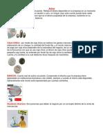 Cuentas Contables Activos y Pasivos Con Imagenes