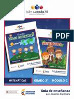 Matematicas Gado 2 modulo C Docentes.pdf