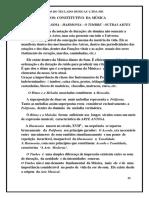 MPP - ELEMENTOS  CONSTITUTIVOS -RITMO