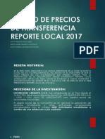 EXPO ESTUDIO DE PRECIOS DE TRANSFERENCIA
