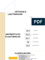 CAP 46. Antibióticos B-Lactámicos.